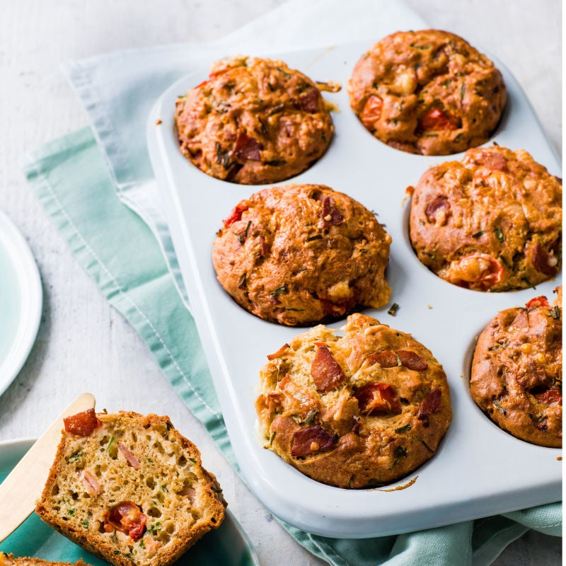 Photo of Savoury breakfast muffins by WW