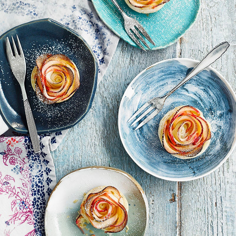 Photo of Apple rose tarts by WW
