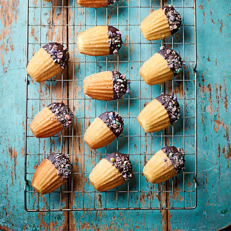 Photo of Chocolate madeleines by WW