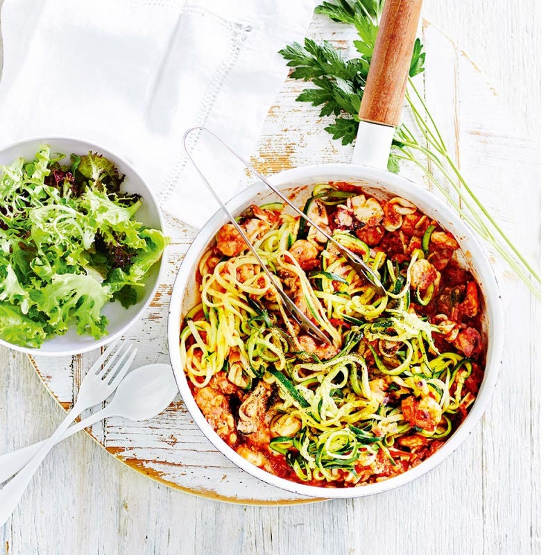 Photo of Courgette marinara by WW