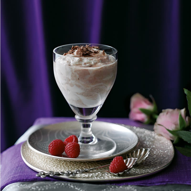 Photo of Marbled chocolate mousse by WW