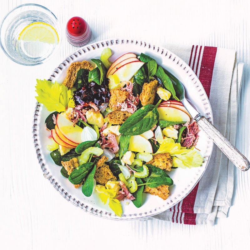 Photo of Ploughman's salad by WW