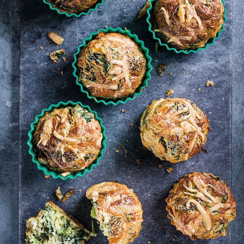 Photo of Cheese & broccoli muffins by WW