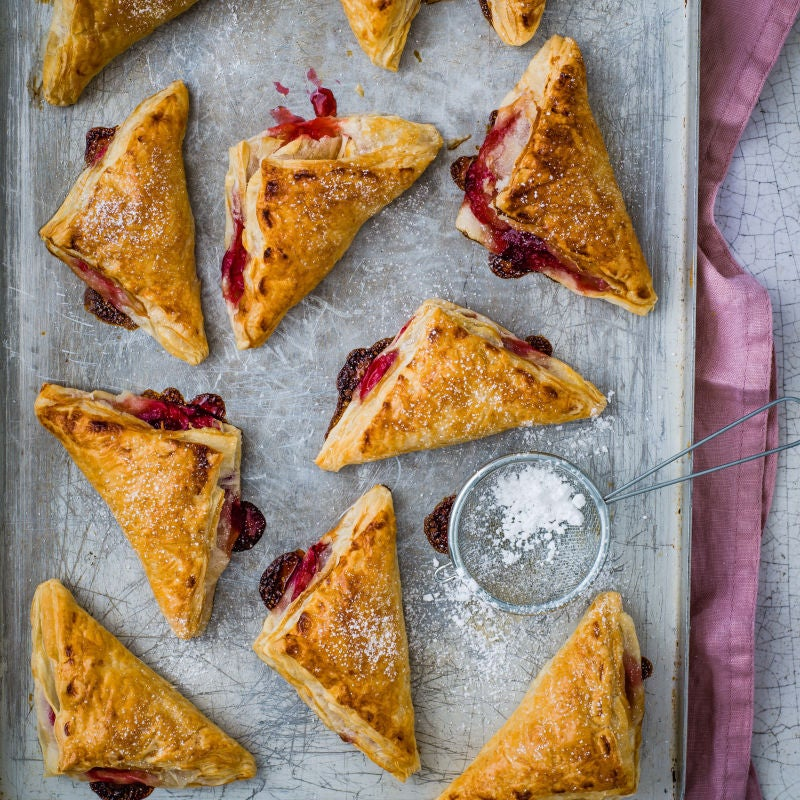 Photo of Mini plum turnovers by WW