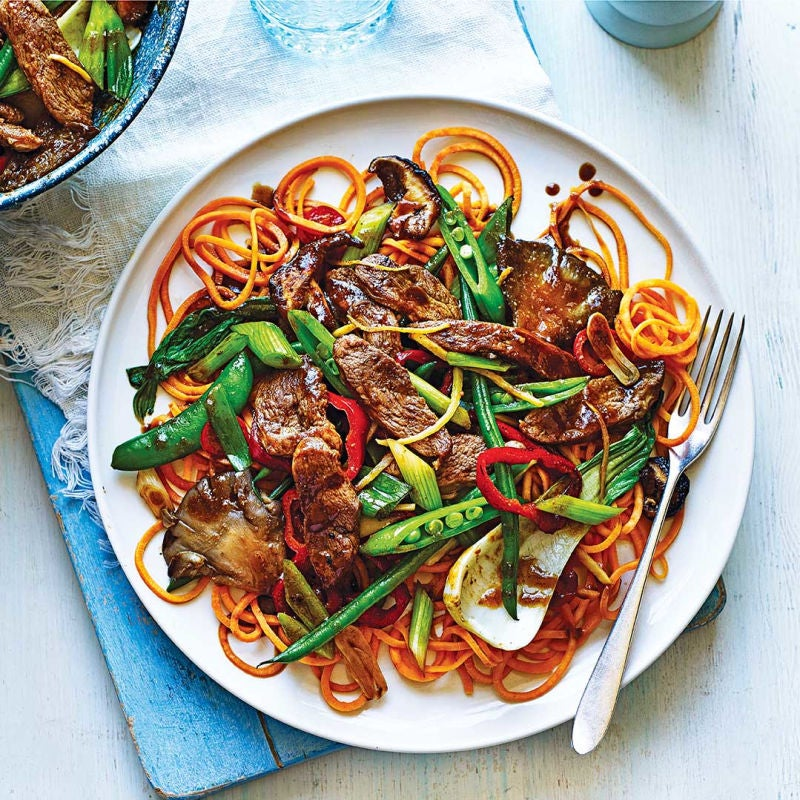 Photo of Duck stir-fry by WW