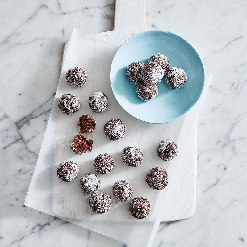 Photo of Chocolate hazelnut bliss balls by WW