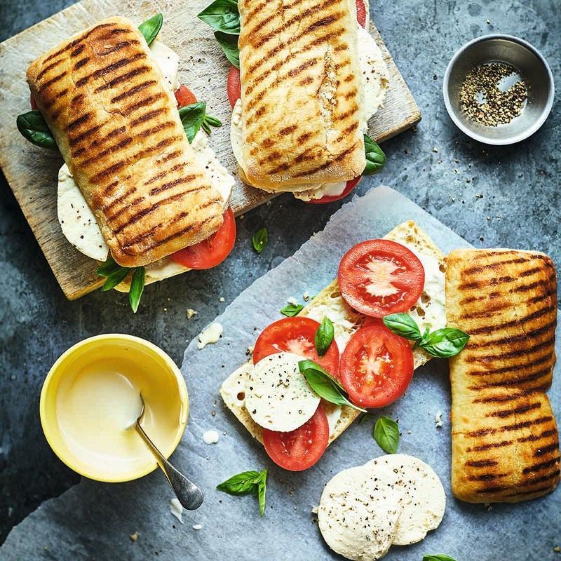 Photo of Caprese panini by WW