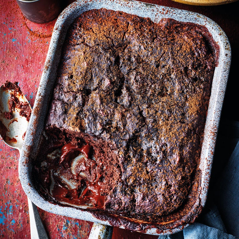 Photo of Chocolate self-saucing pudding by WW
