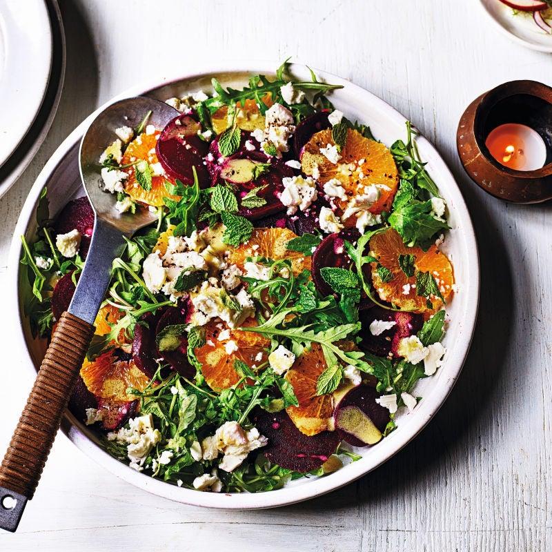 Photo of Orange & beetroot salad by WW