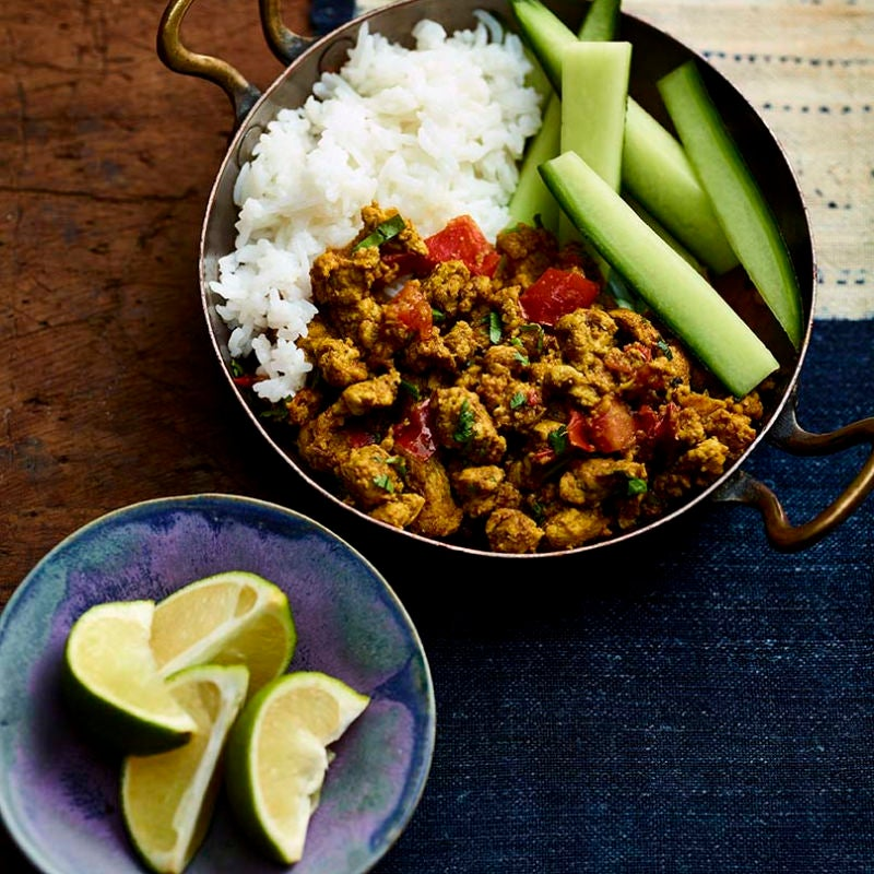 Photo of Nepalese keema-style curry by WW