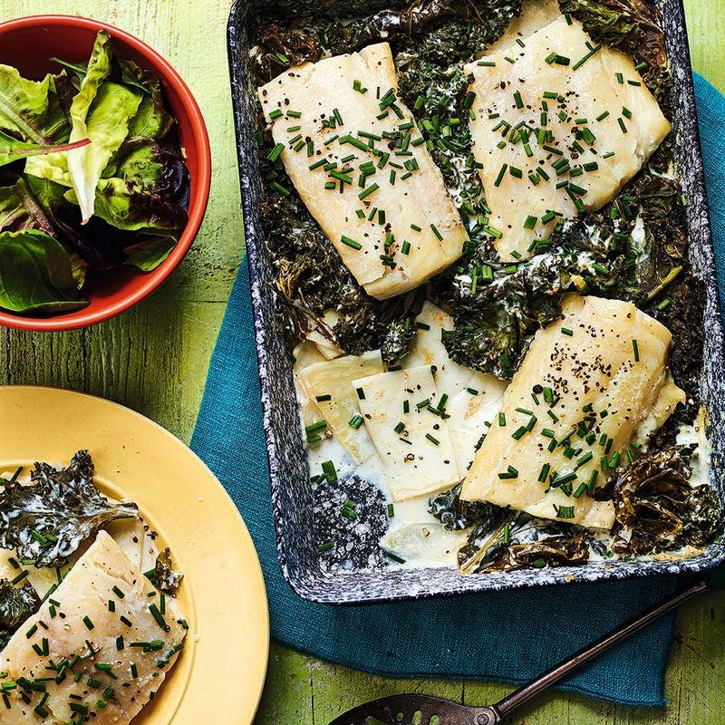 Photo of Celeriac & smoked haddock gratin by WW