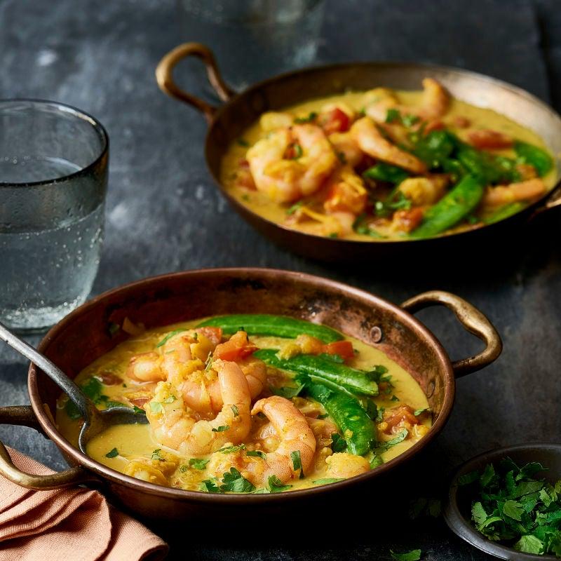 Photo of Goan prawn curry by WW