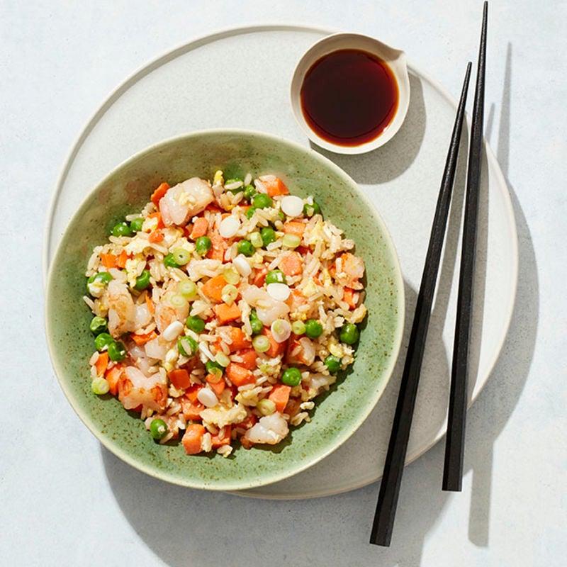 Photo of Prawn fried rice by WW