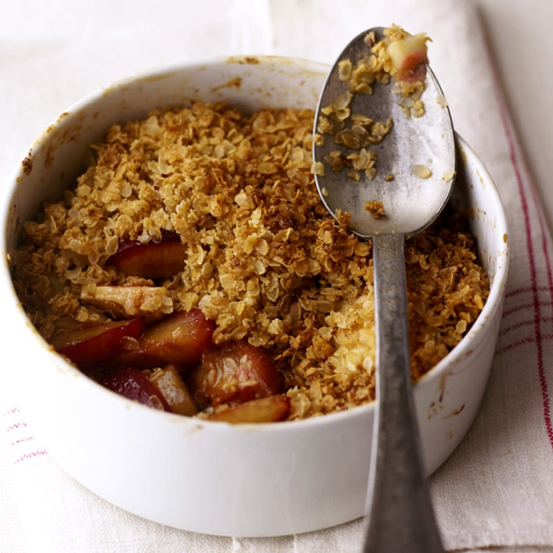 Photo of Autumn fruit crumble by WW