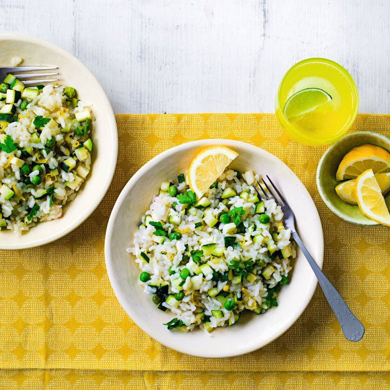 Photo of Courgette & lemon risotto by WW