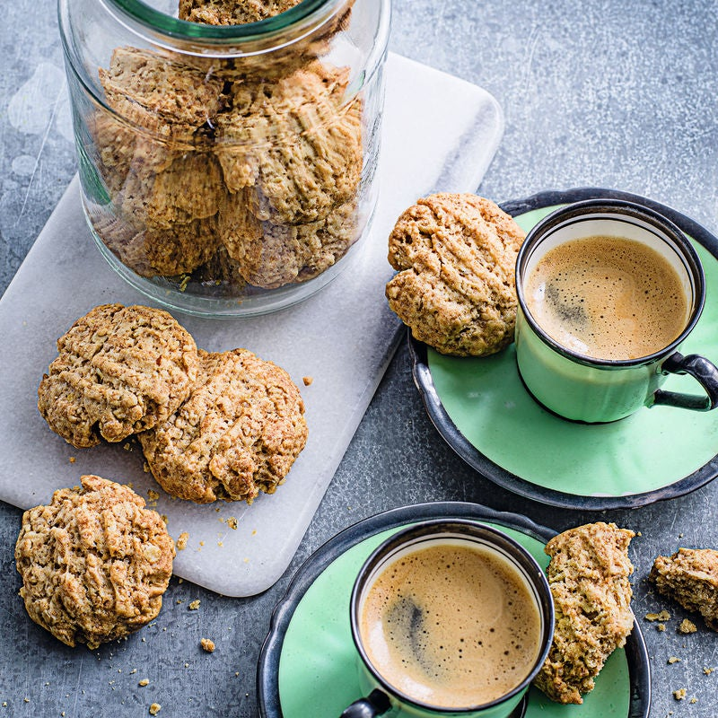 Photo of Ginger & oat biscuits by WW