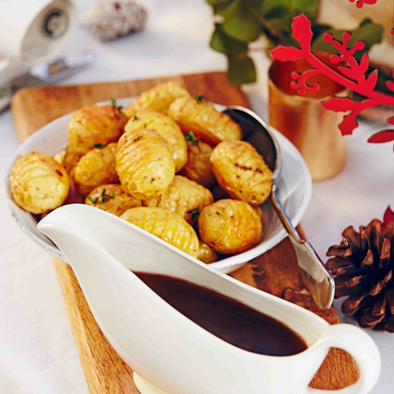 Photo of Hasselback potatoes by WW