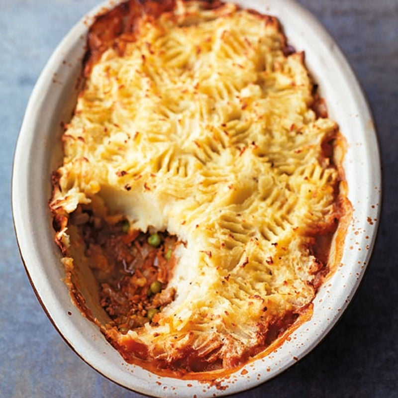 Photo of Spiced cottage pie with parsnip mash by WW