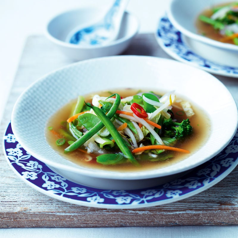 Photo of Easy Chinese soup by WW