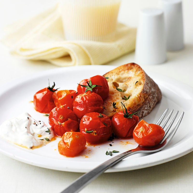 Photo of Roasted tomatoes with thyme ricotta by WW