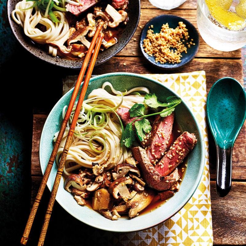 Photo of Beef ramen by WW