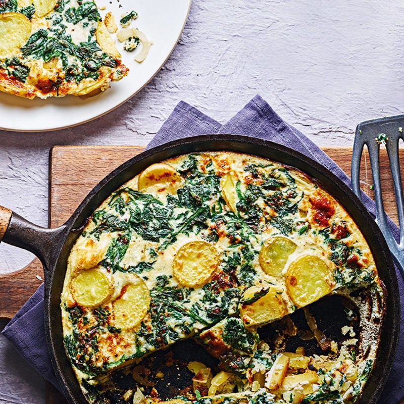 Photo of Spinach & ricotta tortilla by WW