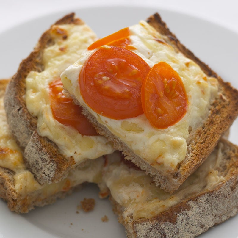 Photo of Welsh rarebit by WW