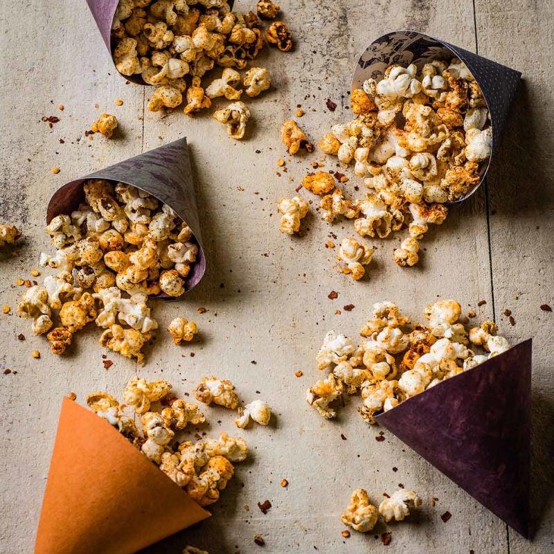 Photo of Spicy popcorn by WW