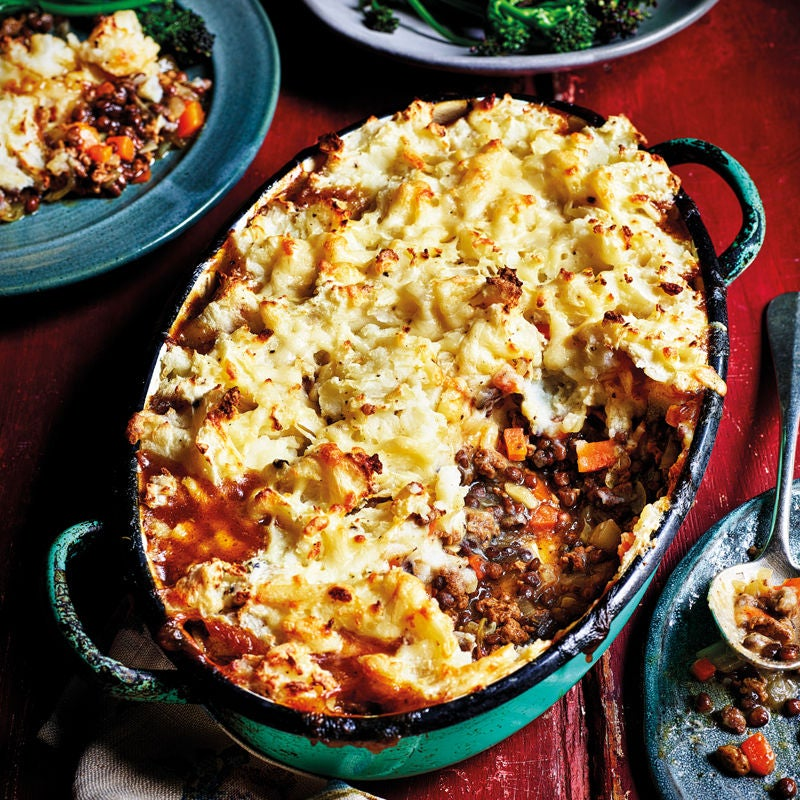 Photo of Quorn™ & lentil cottage pie by WW