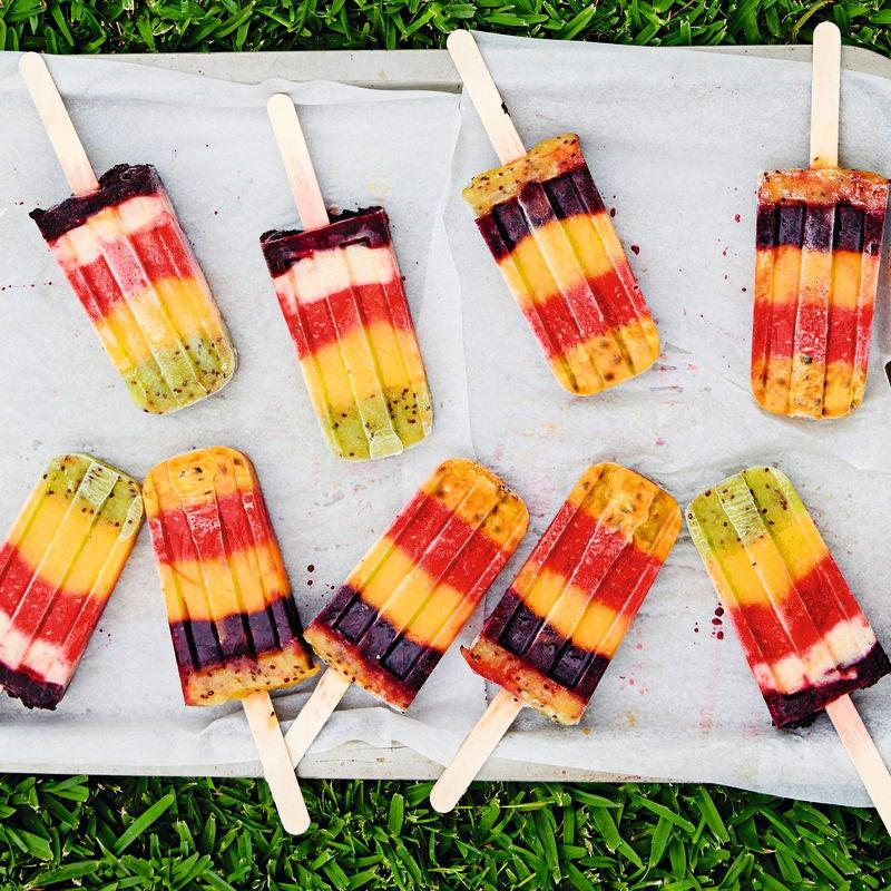 Photo of Fresh fruit ice lollies by WW