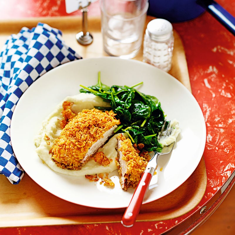 Photo of Southern-style chicken with mash by WW