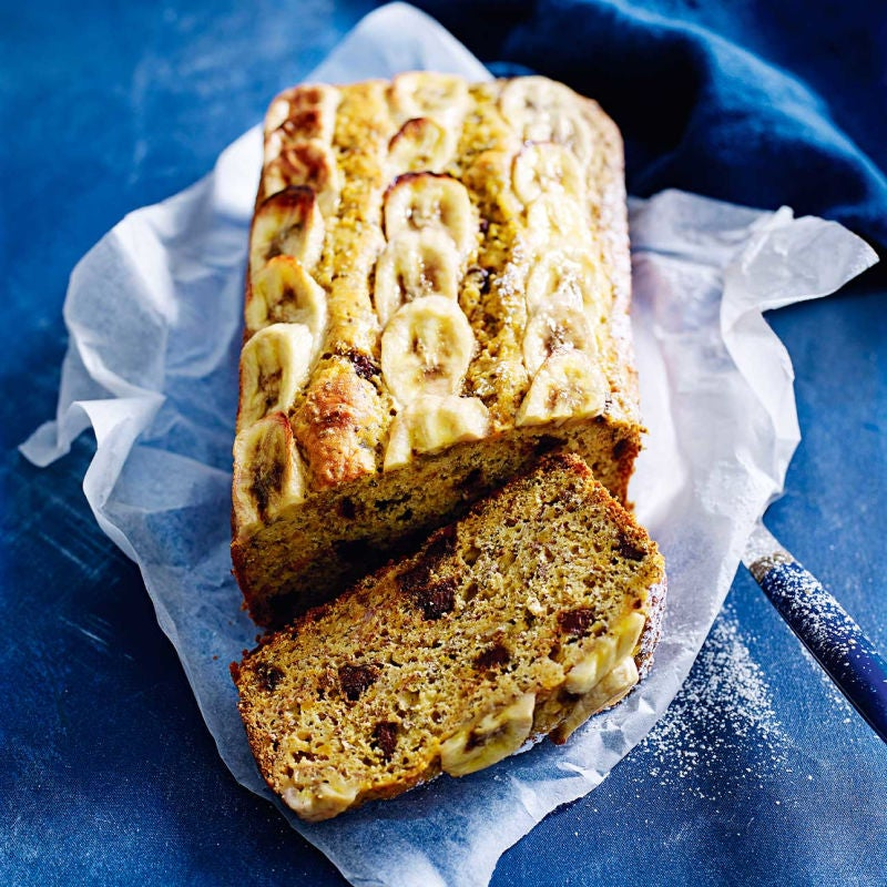 Photo of Banana, choc chip & chia seed loaf by WW