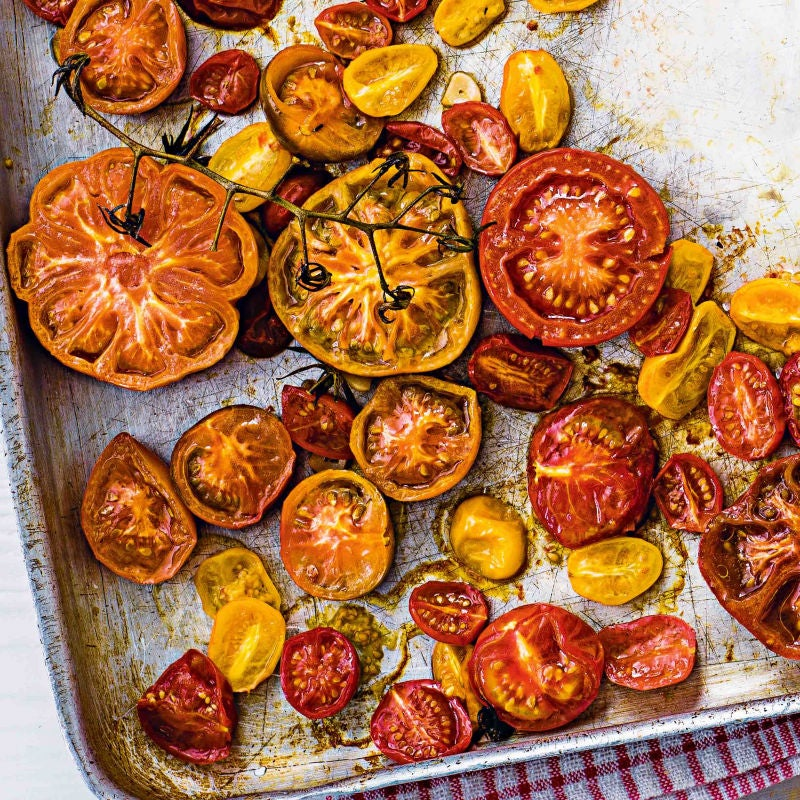 Photo of Slow roasted tomatoes by WW