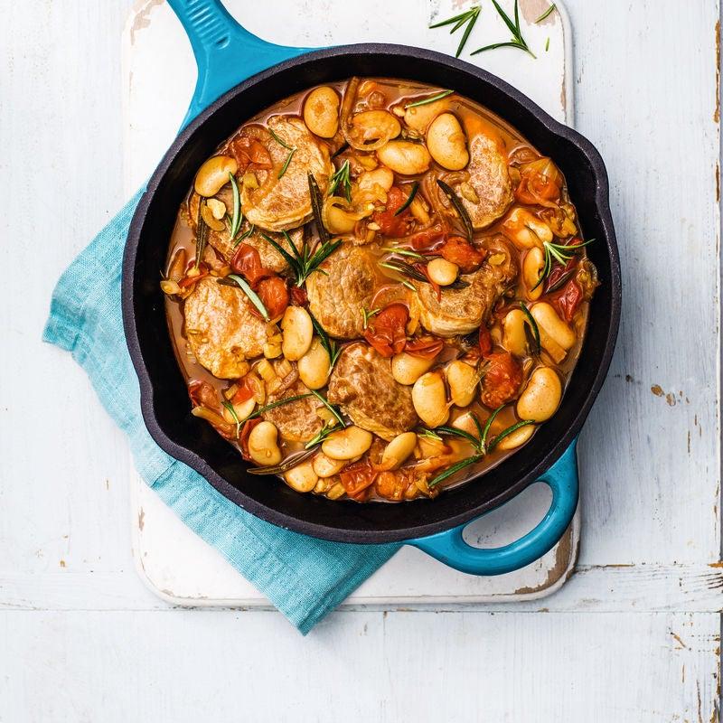 Photo of Mediterranean pork stew by WW