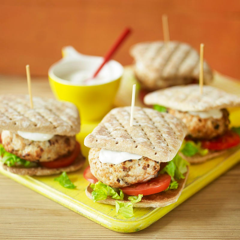 Photo of Caesar Turkey Burgers by WW