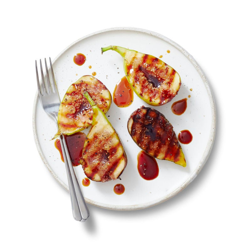 Photo of Griddled figs with balsamic vinegar by WW