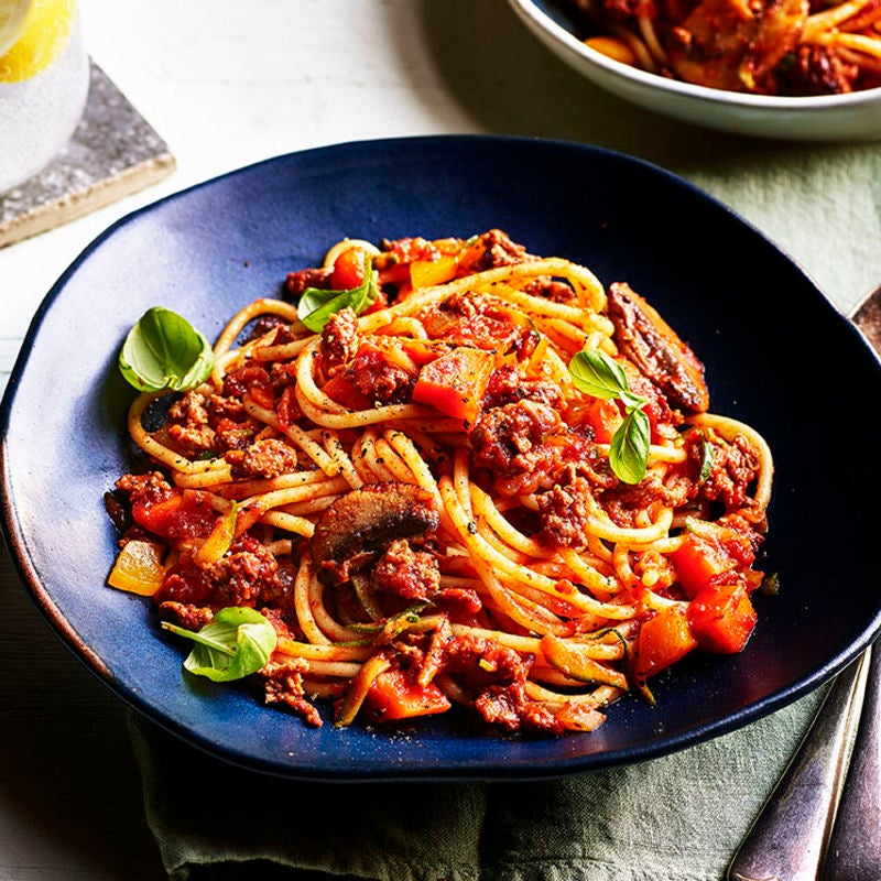 Photo of Spaghetti Bolognese by WW