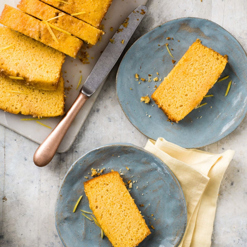 Photo of Lemon polenta cake by WW