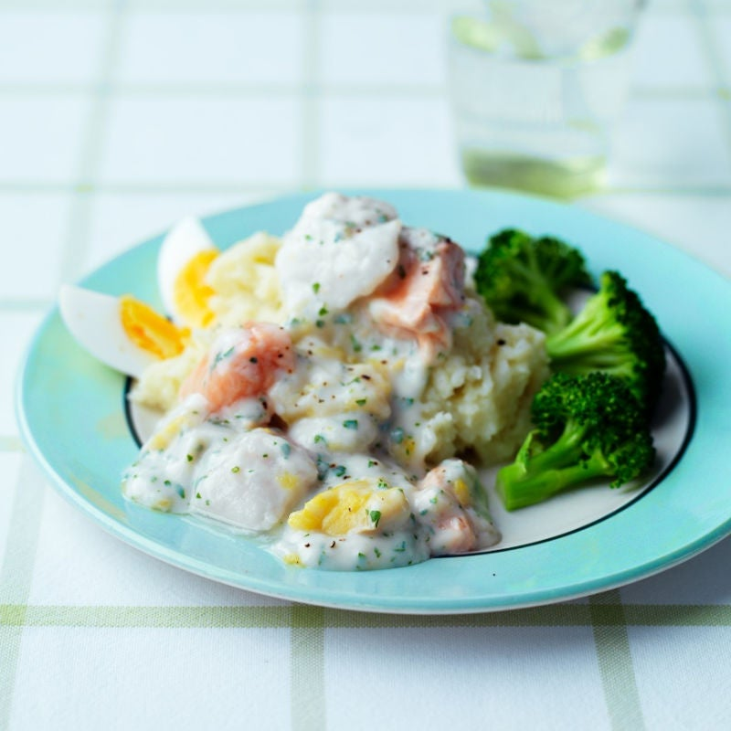 Photo of Topsy-turvy fish pie by WW