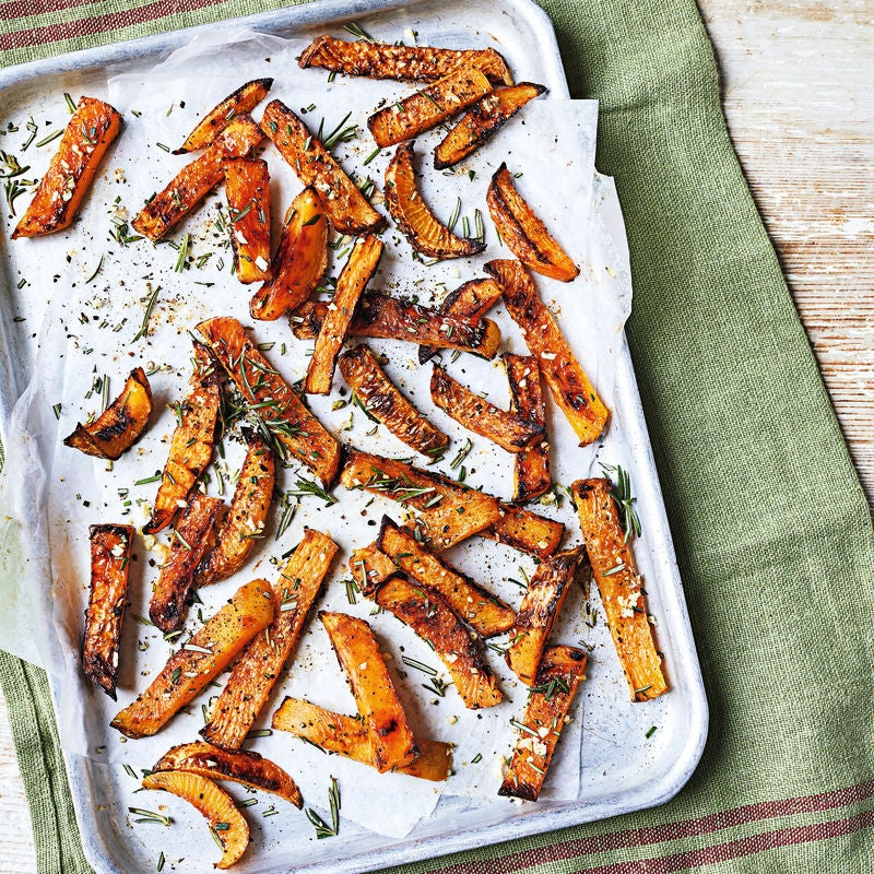 Photo of Rosemary swede chips by WW