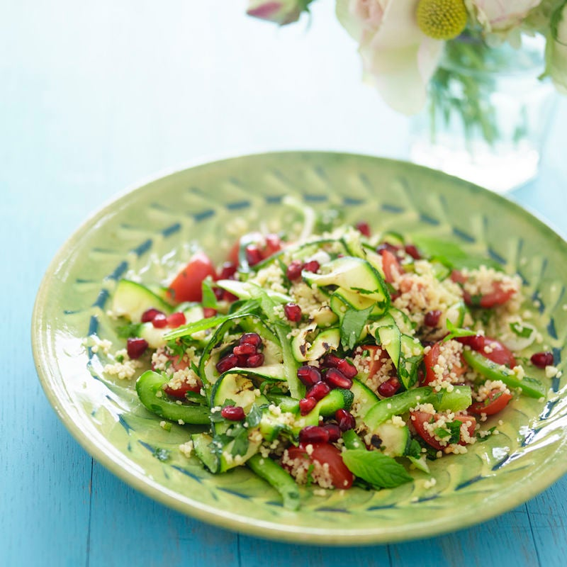 Photo of Courgette & mint salad by WW