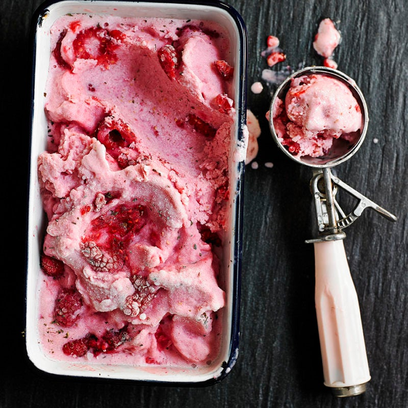 Photo of Frozen raspberry yogurt by WW