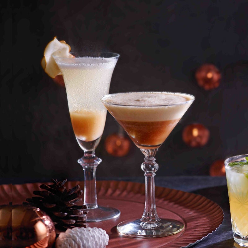 Photo of Pear, cinnamon & vanilla bellini by WW