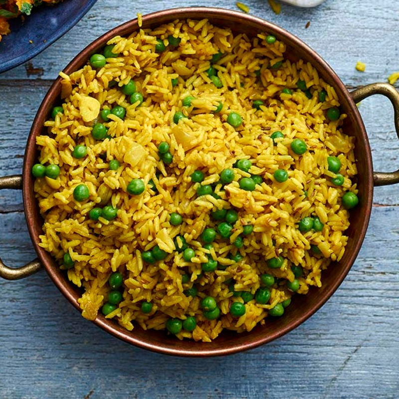 Photo of Pilau rice with peas by WW