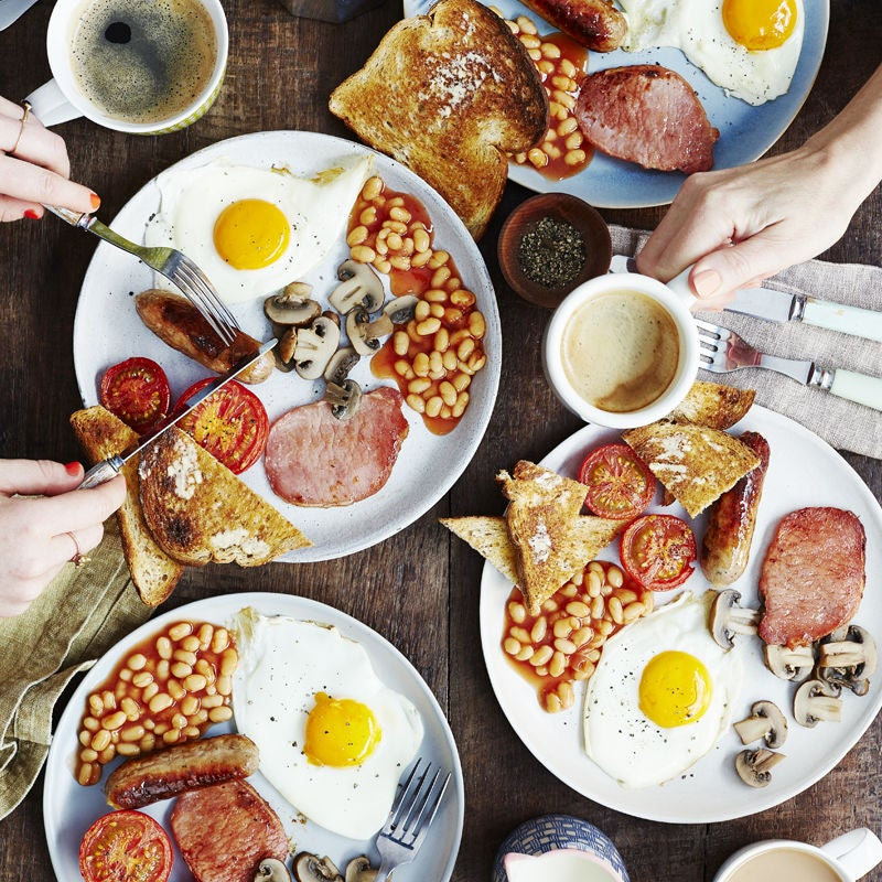 Photo of All-day breakfast by WW