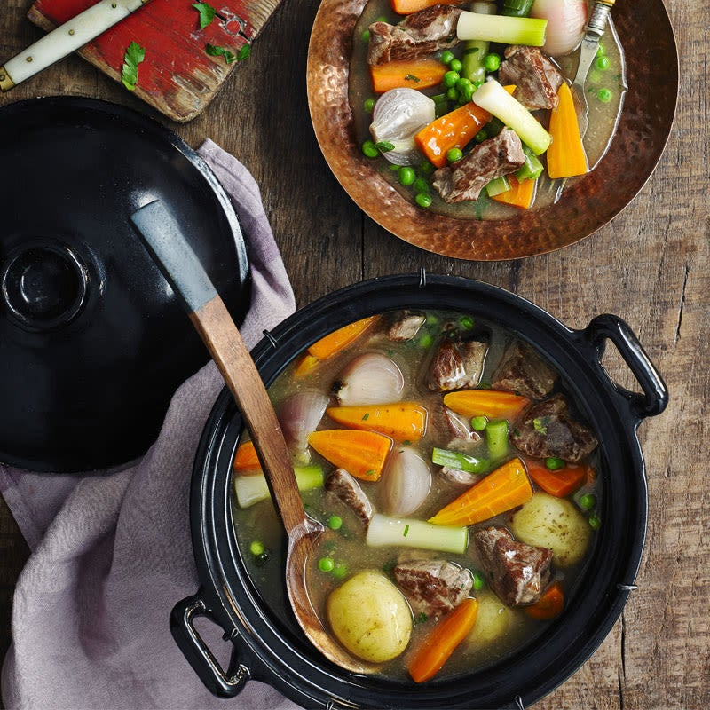 Photo of Spring lamb stew by WW