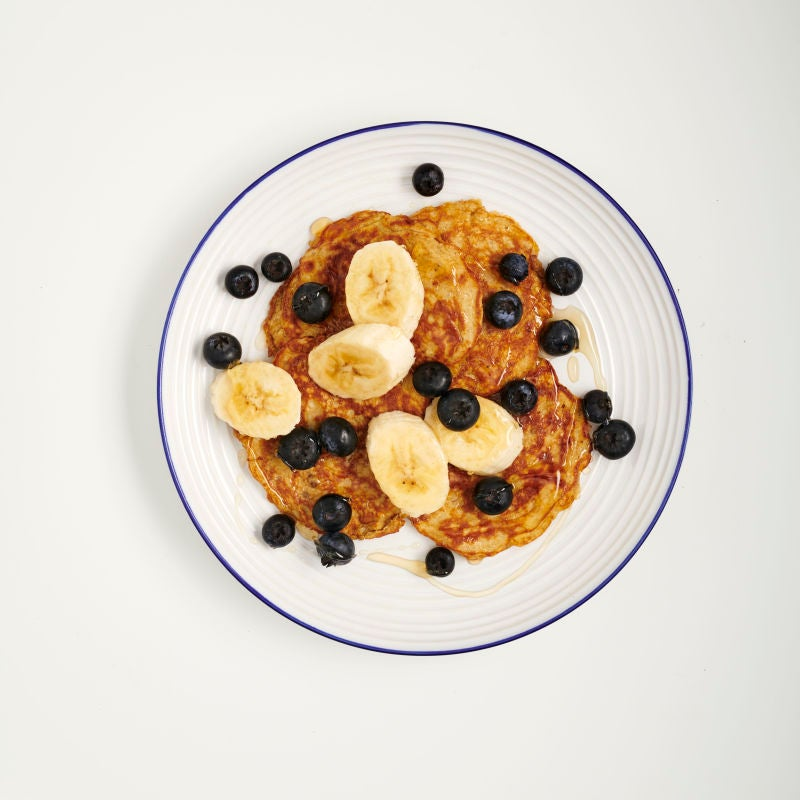 Photo of Banana pancakes by WW