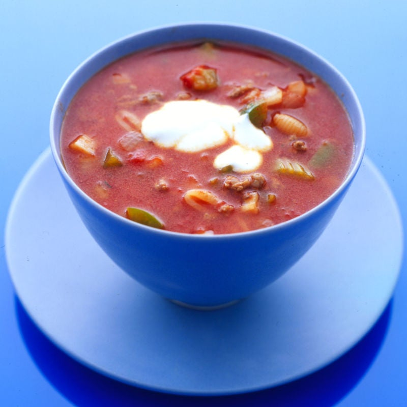 Photo of Hungarian goulash soup by WW