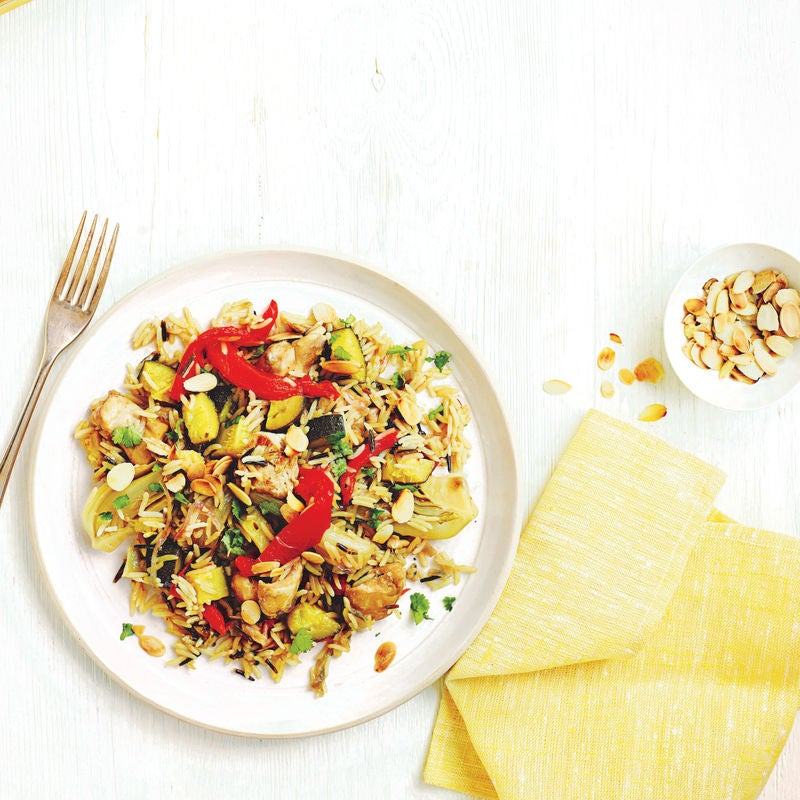 Photo of Chicken & vegetable pilaf by WW