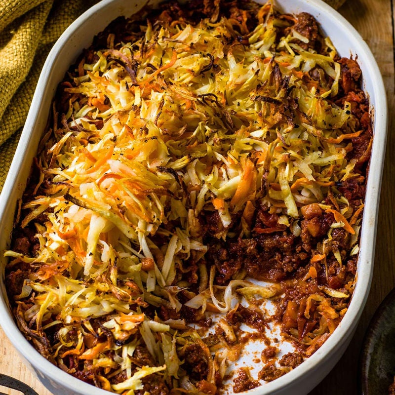 Photo of Spicy beef mince with  rosti topping by WW